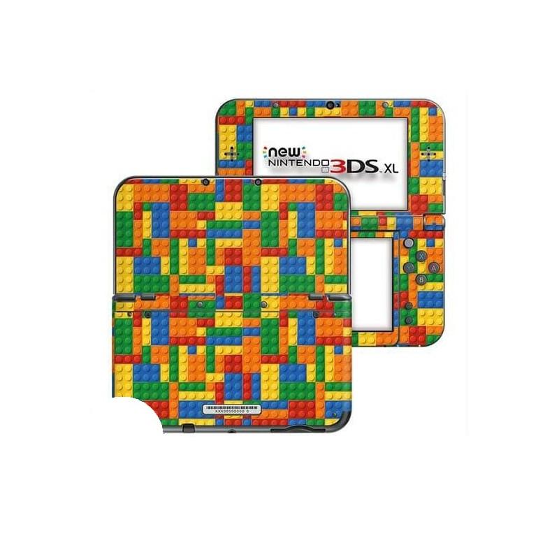 Blokjes New Nintendo 3DS XL Skin