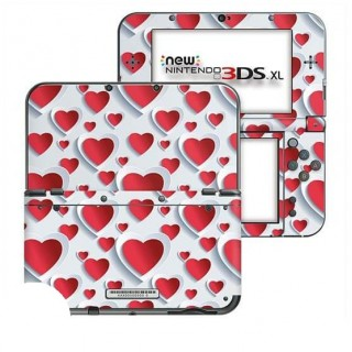 Hartjes New Nintendo 3DS XL Skin