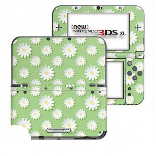 Madeliefjes New Nintendo 3DS XL Skin
