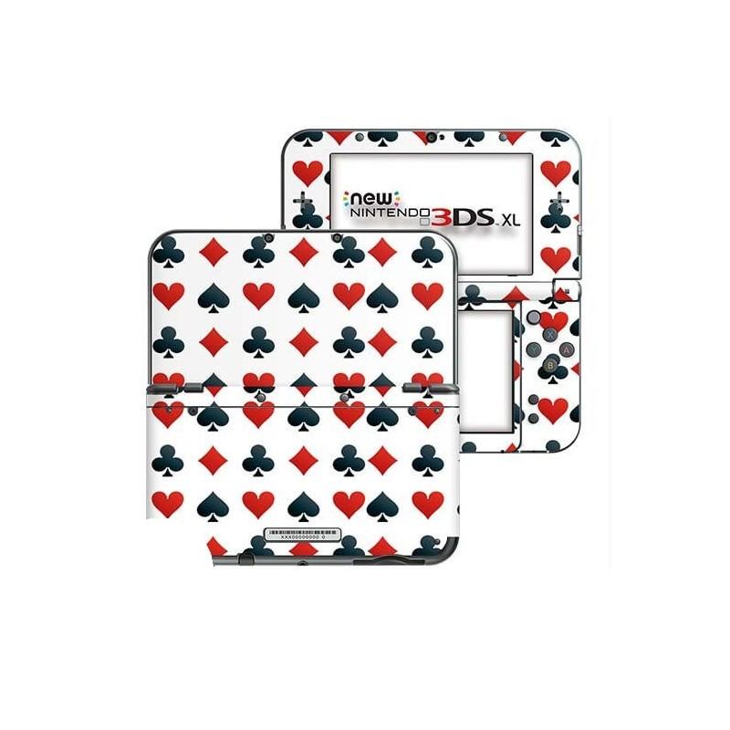 Speelkaarten New Nintendo 3DS XL Skin
