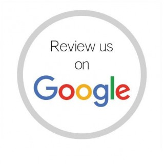 Google review sticker
