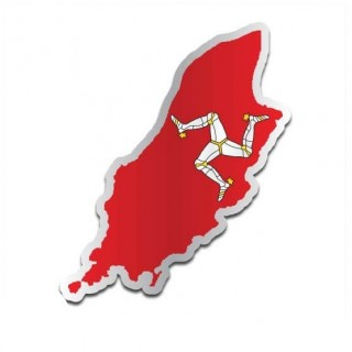 Landensticker Isle of Man
