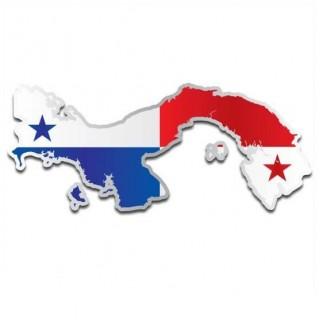 Landensticker Panama