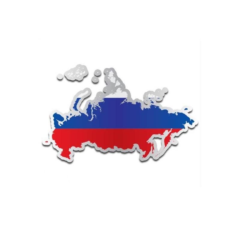 Landensticker Rusland