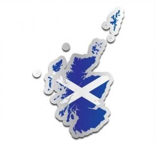 Landensticker Schotland