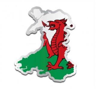 Landensticker Wales
