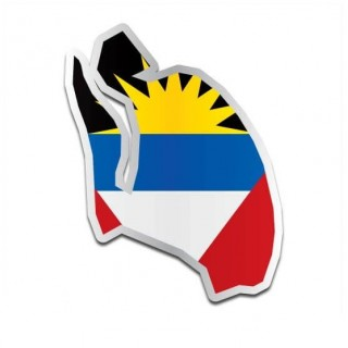 Landensticker Barbuda