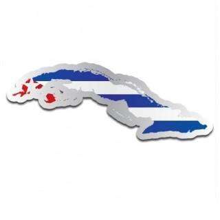 Landensticker Cuba