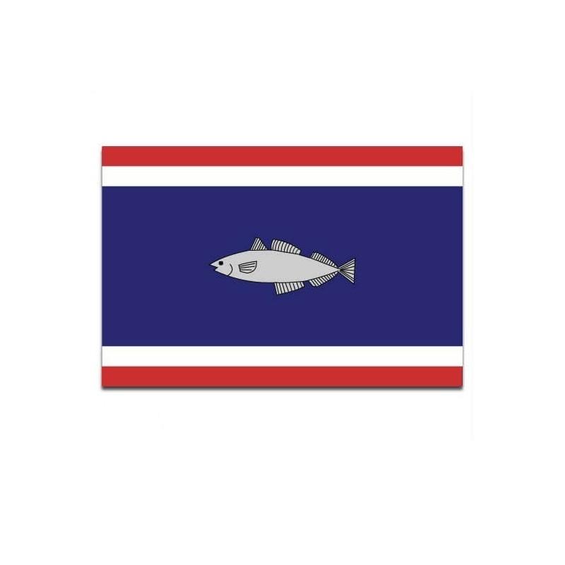 Gemeente vlag Urk