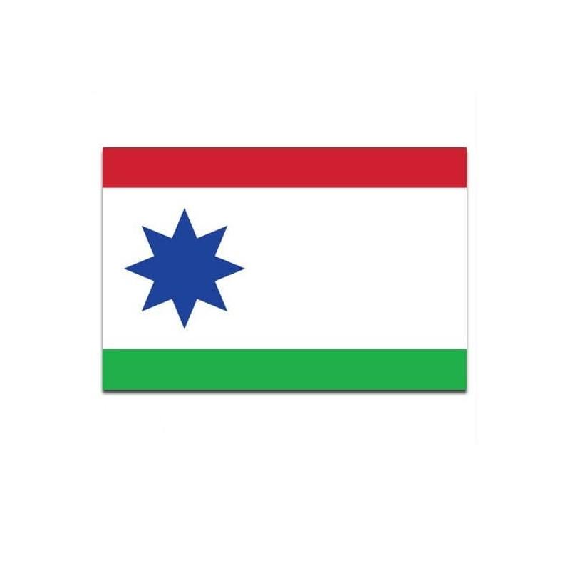 Gemeente vlag Achtkarspelen