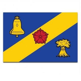 Gemeente vlag Franekeradeel