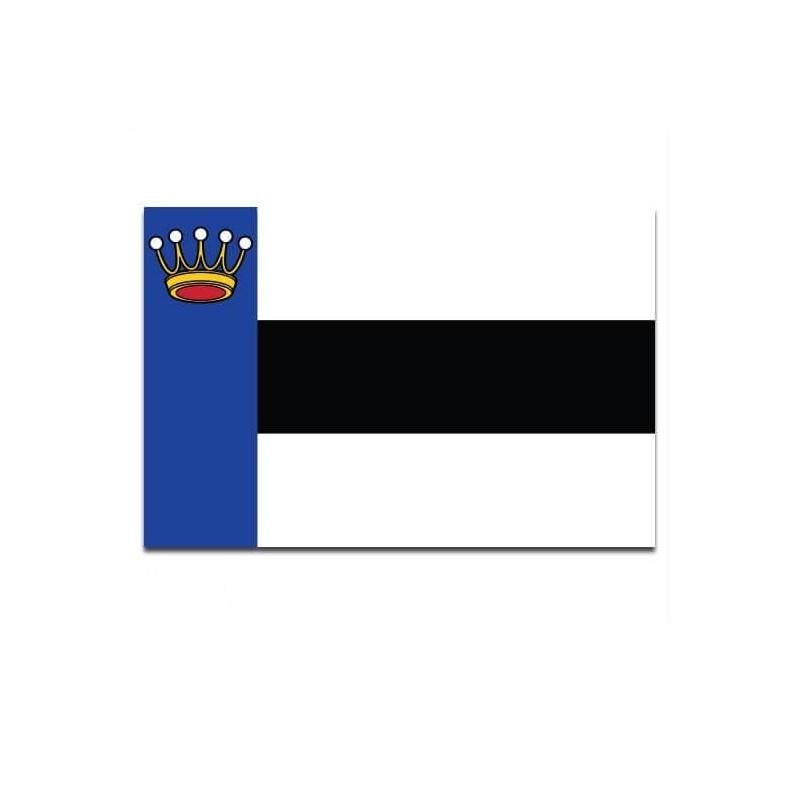 Gemeente vlag Heerenveen