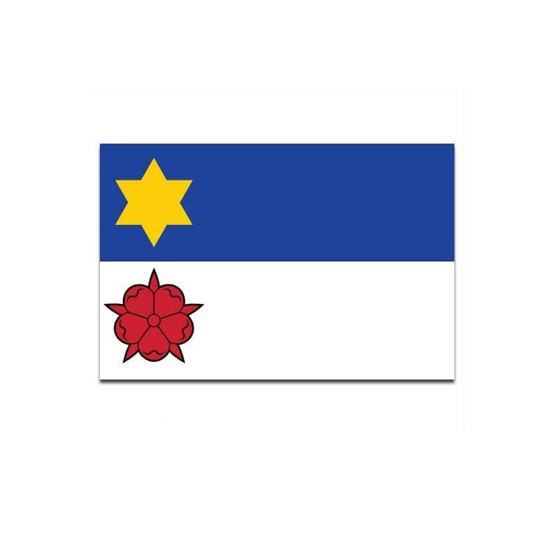 Gemeente vlag Littenseradeel