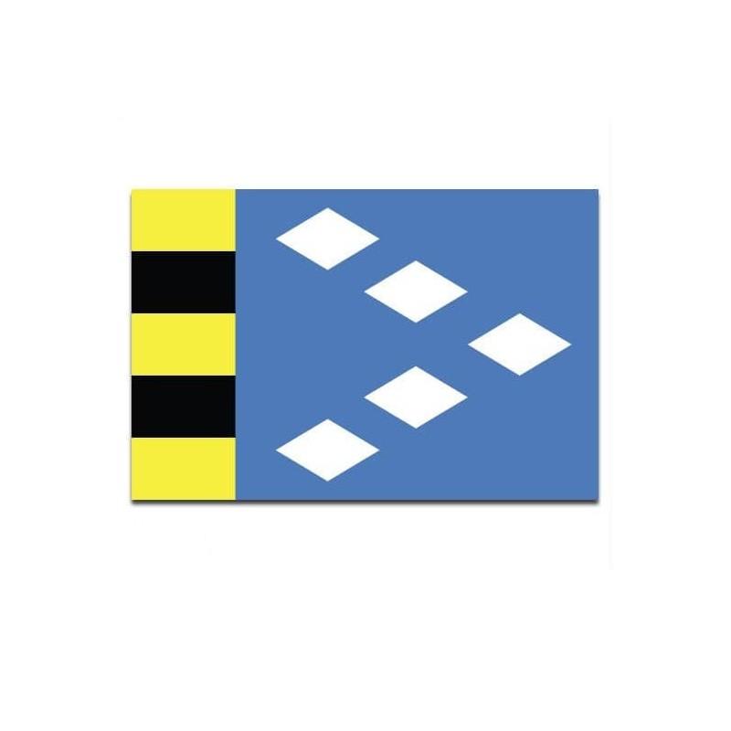 Gemeente vlag Súdwest-Fryslân