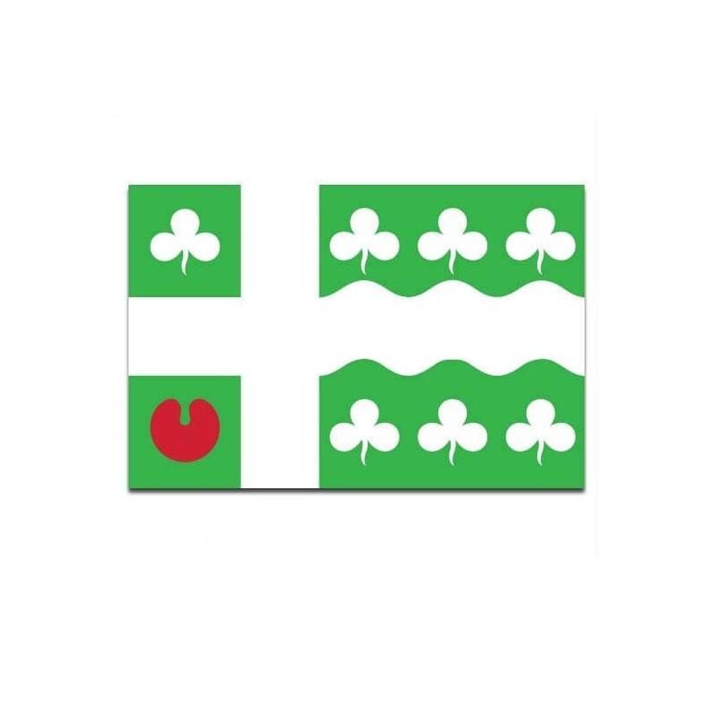Gemeente vlag Marum