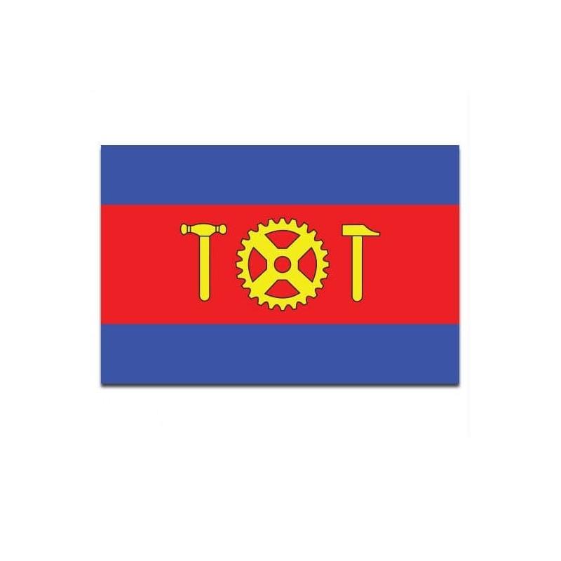 Gemeente vlag Hoogezand-Sappemeer