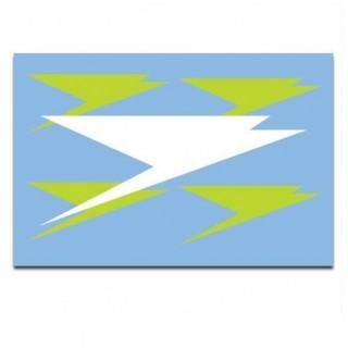 Gemeente vlag Zuidhoorn