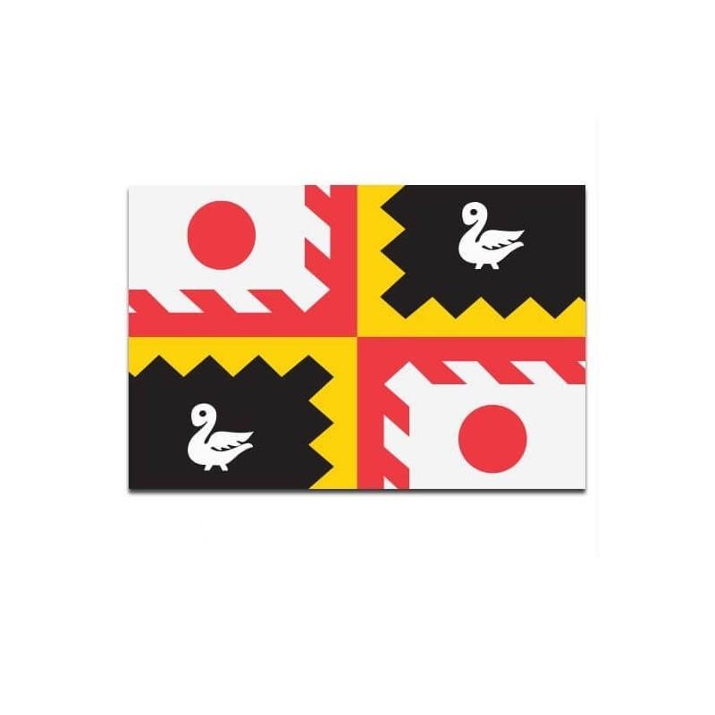 Gemeente vlag Eijsden-Margraten