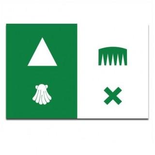 Gemeente vlag Alphen-Chaam