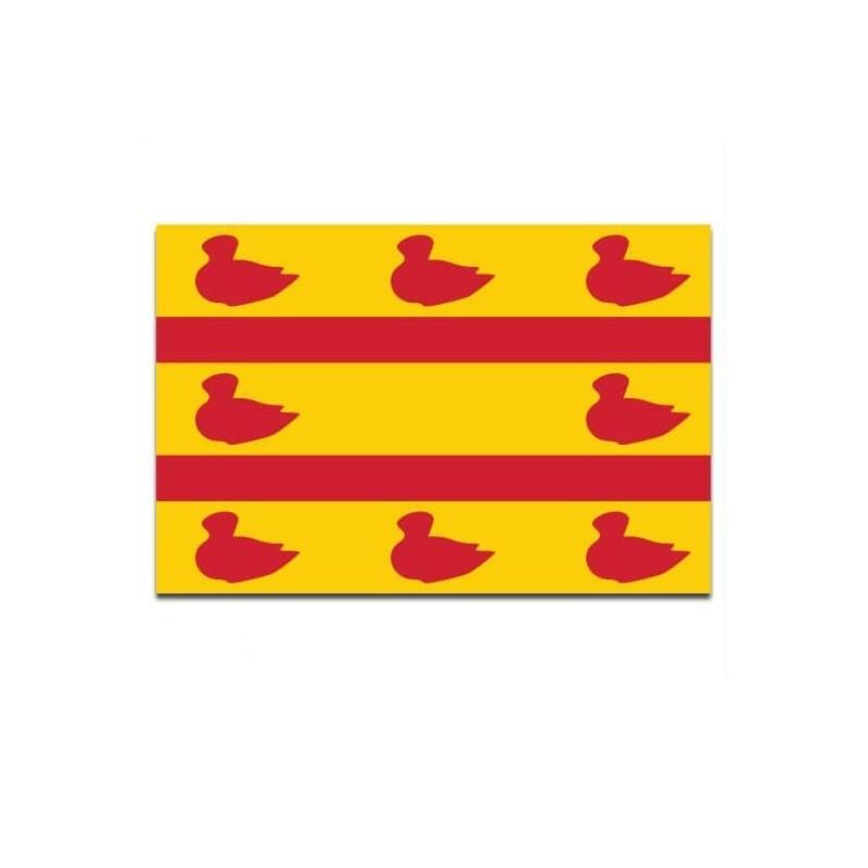 Gemeente vlag Cuijk