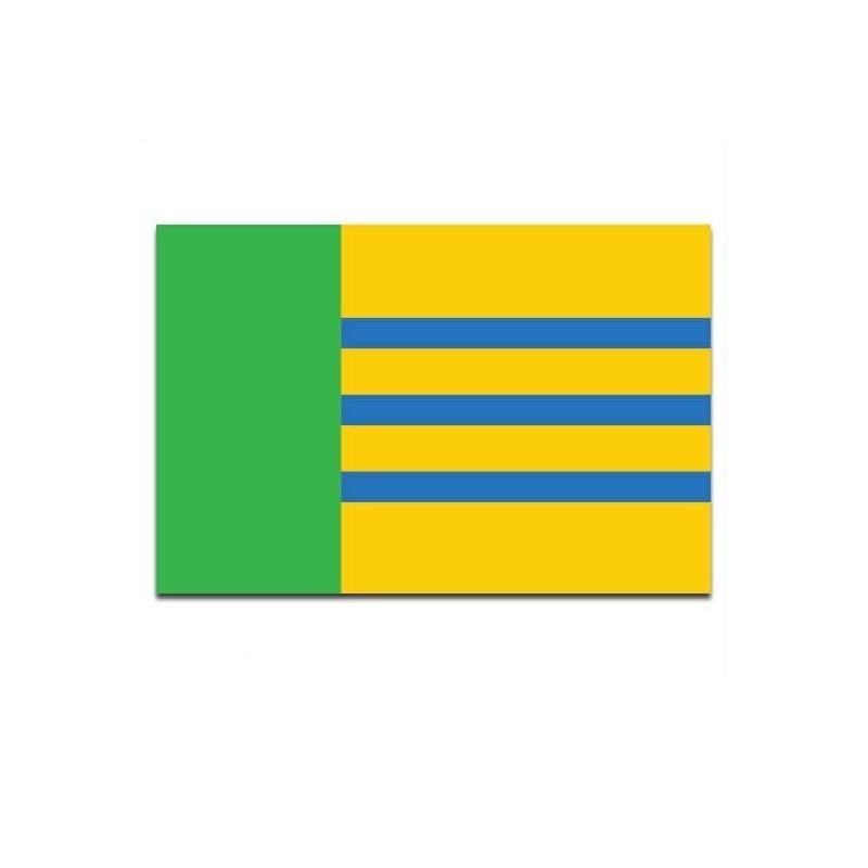 Gemeente vlag Woensdrecht