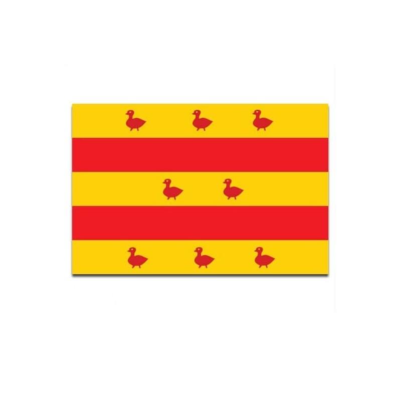 Gemeente vlag Grave