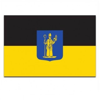 Gemeente vlag Mill en Sint Hubert