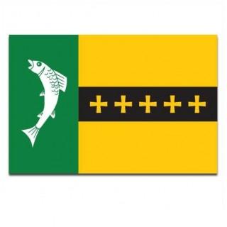 Gemeente vlag Woudrichem