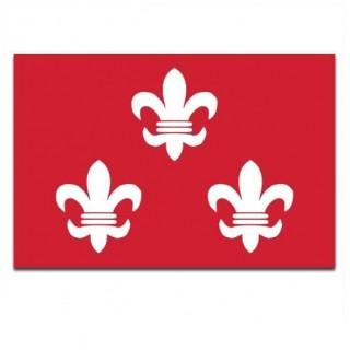Gemeente vlag Beverwijk