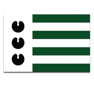 Gemeente vlag Bloemendaal