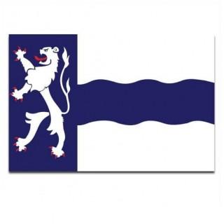 Gemeente vlag Haarlemmerliede en Spaarnwoude