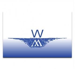 Gemeente vlag Waterland