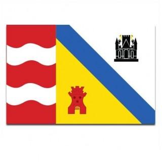Gemeente vlag Sluis