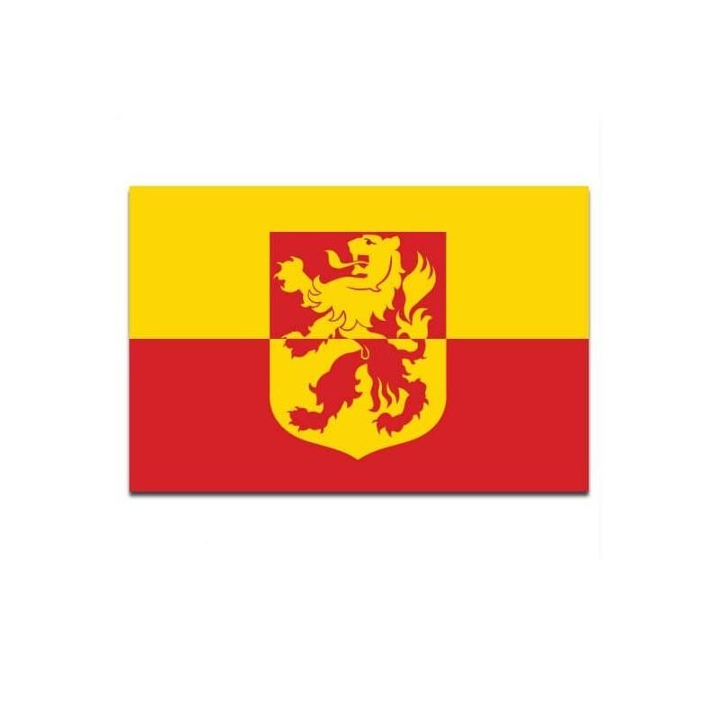 Gemeente vlag Alblasserdam