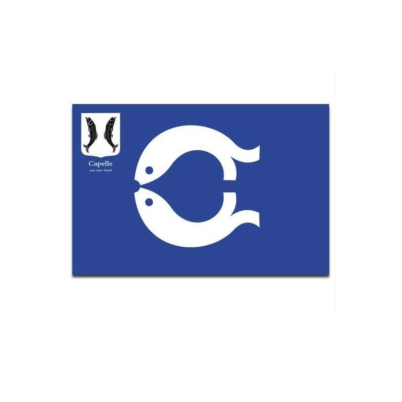 Gemeente vlag Capelle aan den IJssel