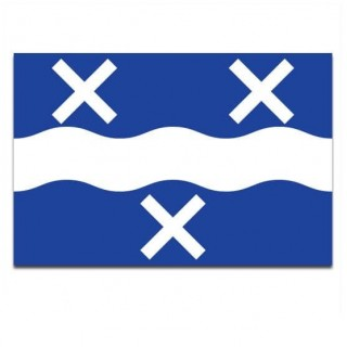 Gemeente vlag Cromstrijen