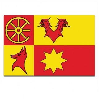 Gemeente vlag Leiden