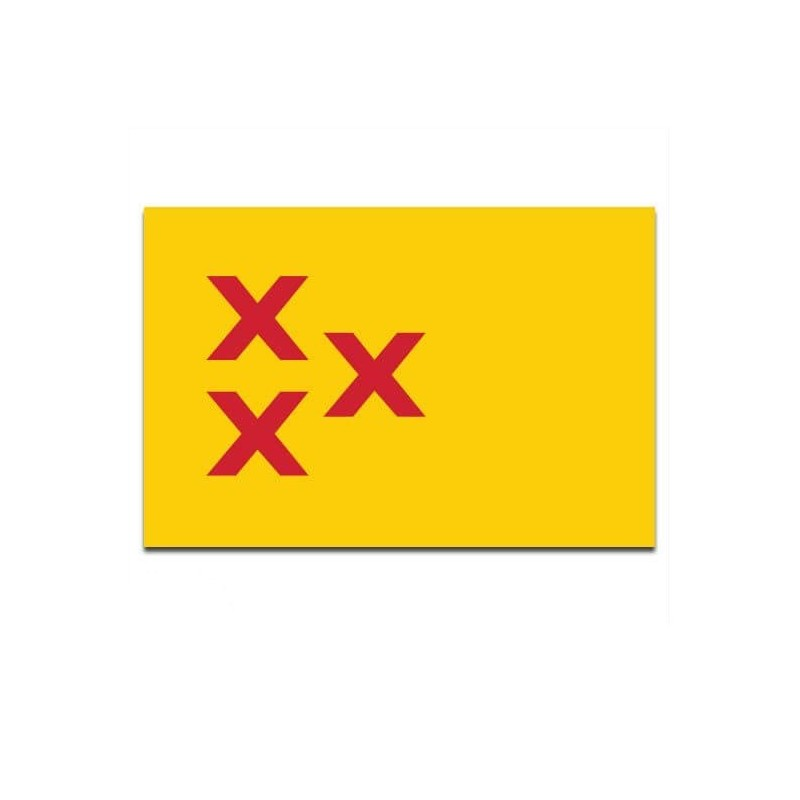 Gemeente vlag Strijen
