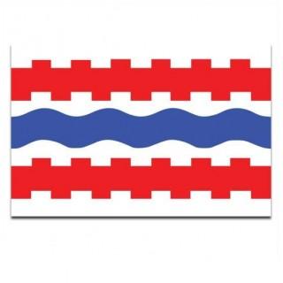 Gemeente vlag Zoeterwoude