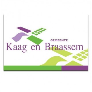 Gemeente vlag Kaag en Braassem