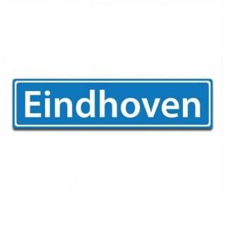 Plaatsnaam sticker Eindhoven