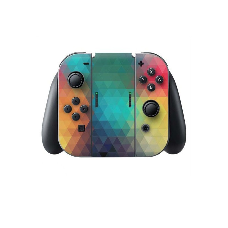 Triangles Switch Joy-Con + Grip Skin