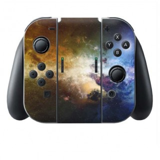 Deep Space Switch Joy-Con + Grip Skin