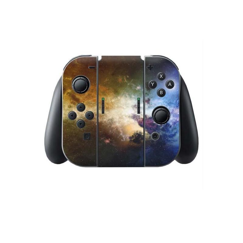 Deep Space Switch Joy-Con + Grip Skin