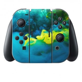 Inkt Explosie Switch Joy-Con + Grip Skin