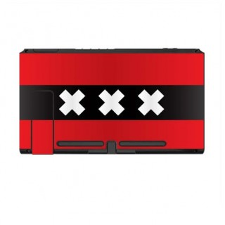 Nintendo Switch Skin Amsterdam