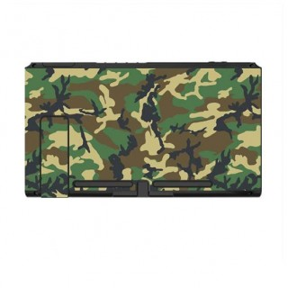 Nintendo Switch Skin Camouflage