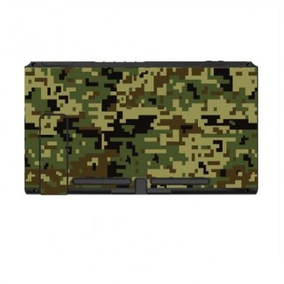 Nintendo Switch Skin Digital Camo Jungle