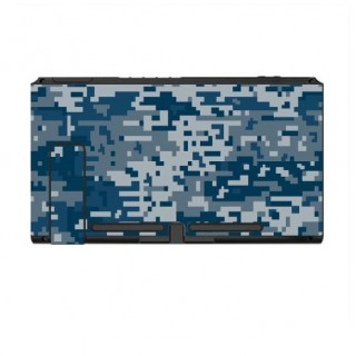 Nintendo Switch Skin Digital Camo Rain