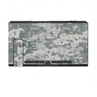 Nintendo Switch Skin Digital Camo Urban